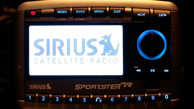 Sirius Satellite Radio, Sirius