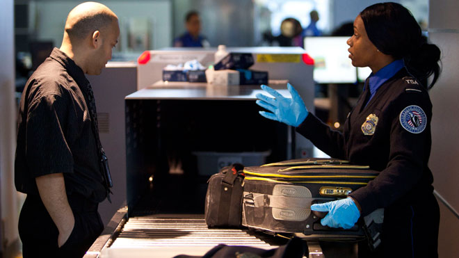 TSA Security Agent
