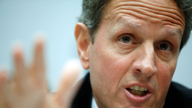 Tim Geithner, Geithner, US Treasury Secretary, Treasury Secretary, U.S. Treasury Secretary