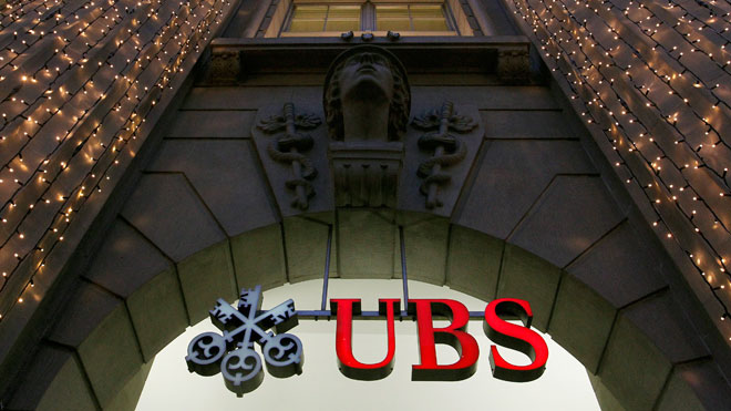 UBS, Swiss bank, banking