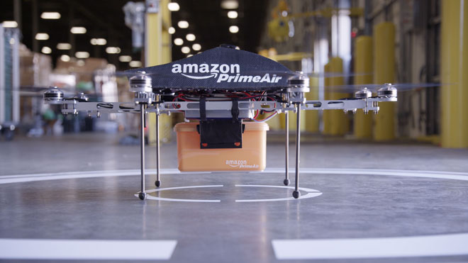 amazon prime air drone UAV