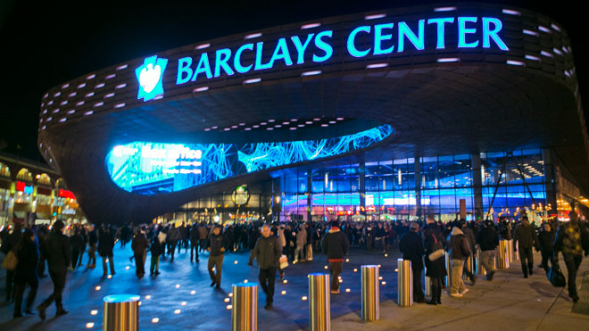 barclays center, brooklyn nets, nba