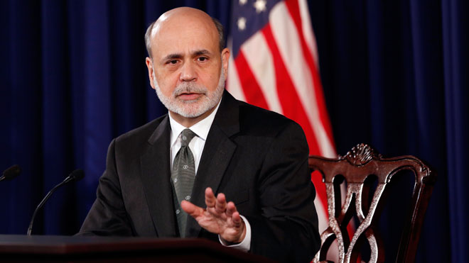 Ben Bernanke, Federal Reserve, FED Chairman