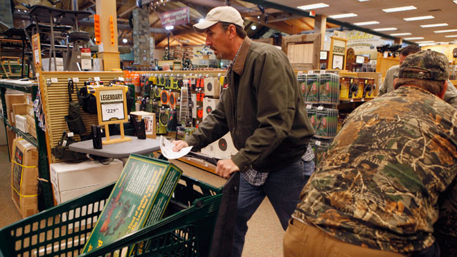 cabela's store, hunting, fishing