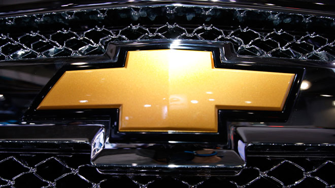chevrolet logo, gm, general motors