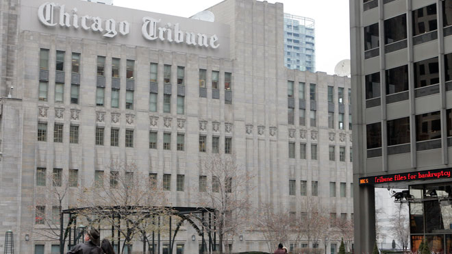tribune, chicago tribune