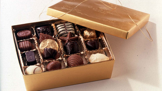 Chocolate Candy, Chocolate box, Chocolates