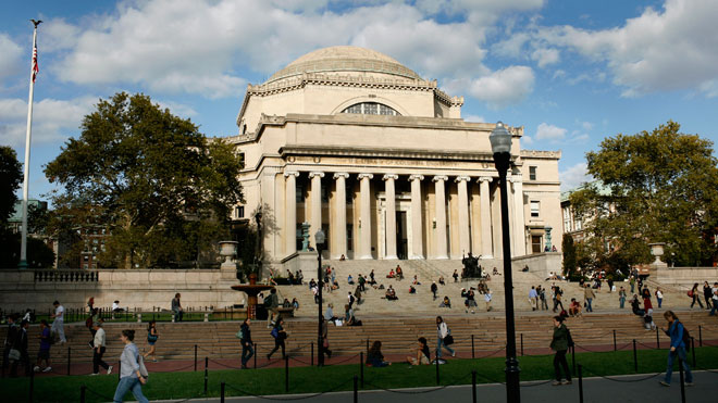 college campus, campus, college, tuition, higher education, Columbia Universirty