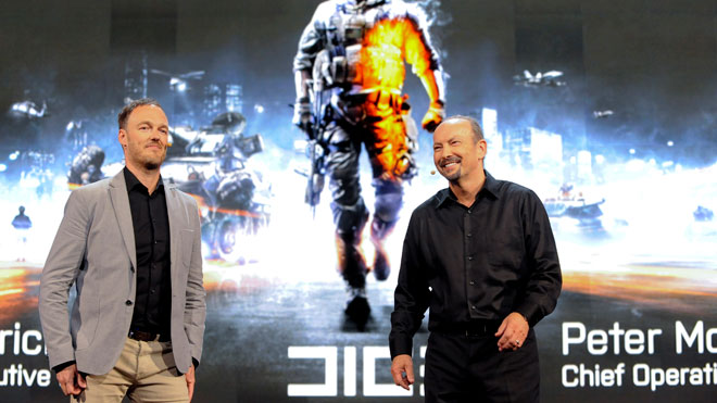 electronic arts, ea, dice, video game