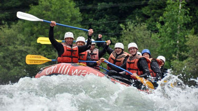 Event Adventures White Water