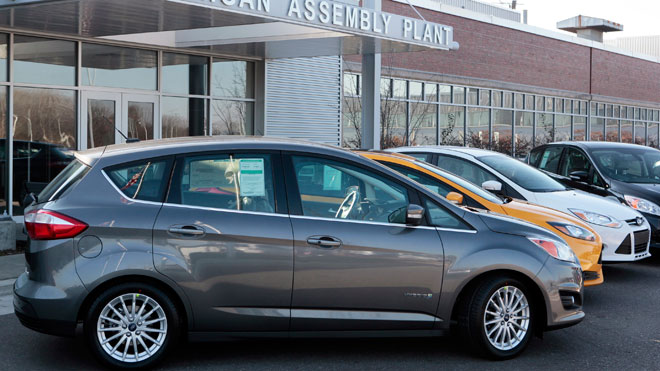 ford c-max hybrid assembly plant autos cars