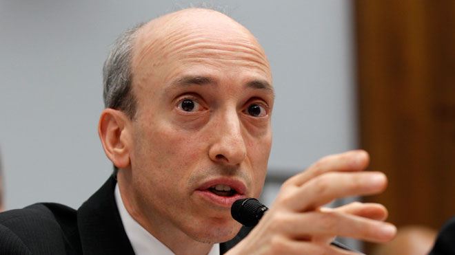 Gary Gensler, Chairman of the U.S. Commodity Futures Trading Commission