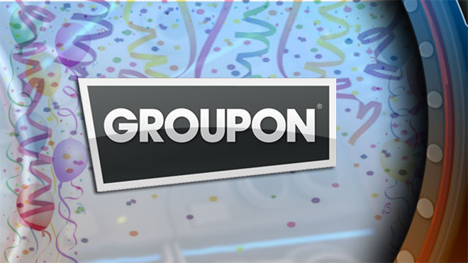 groupon anniversary graphic