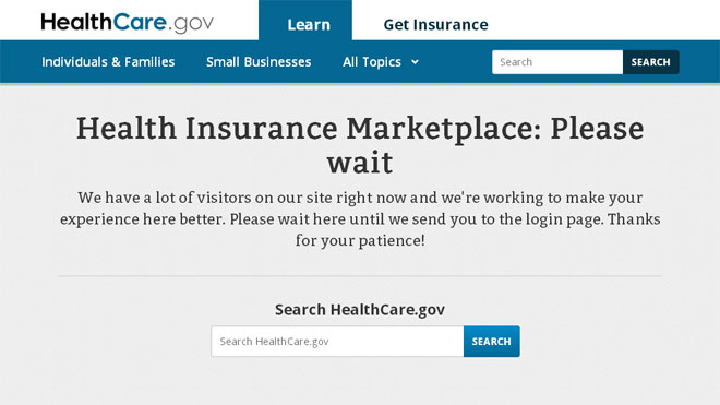 healthcare exchange error, obamacare, health care reform