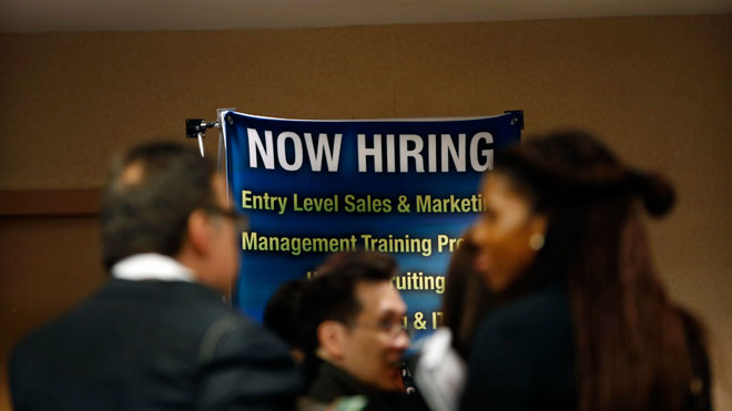 now hiring, hiring, jobless, jobless claims, unemployment