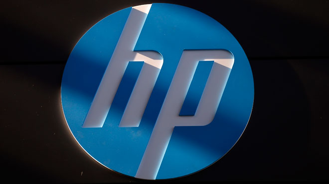 HP, HP logo, Hewlett-Packard