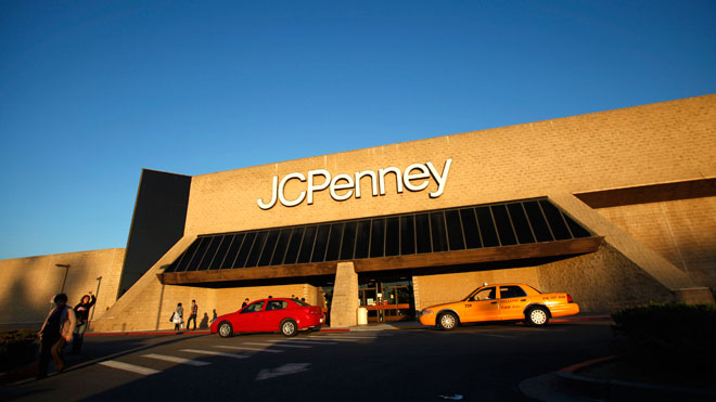 JCP, JC Penney, J.C. Penney Co