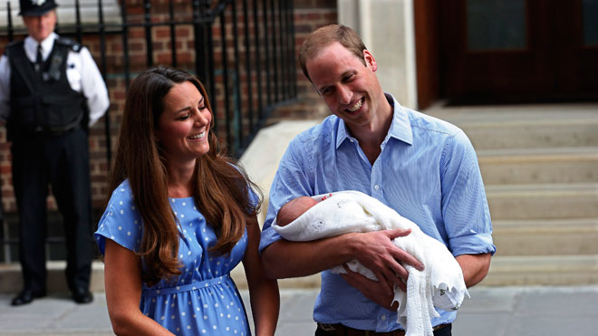 Prince William, Catherine, Duch