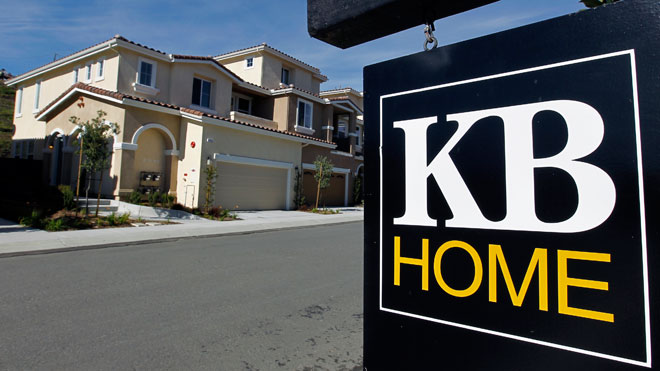 kb home, house, housing market