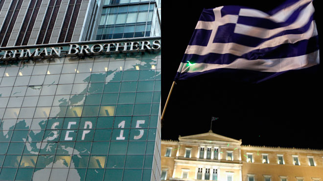 Lehman Brothers & Greece