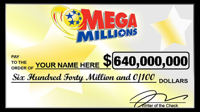 check mega millions lottery numbers