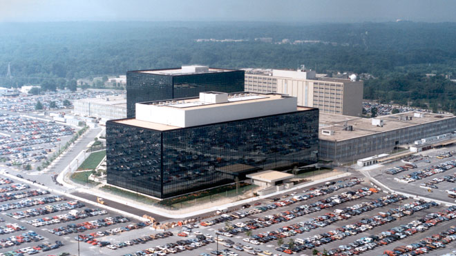 nsa headquarters, national security agency
