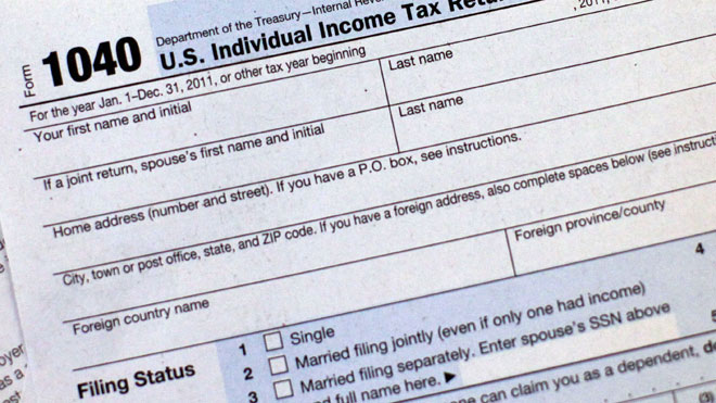 tax form 1040, taxes, tax return, tax form