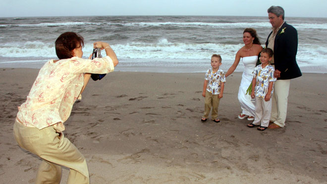 Wedding Photographer