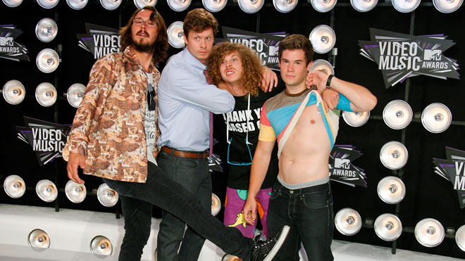 Workaholics Comedy Central Series