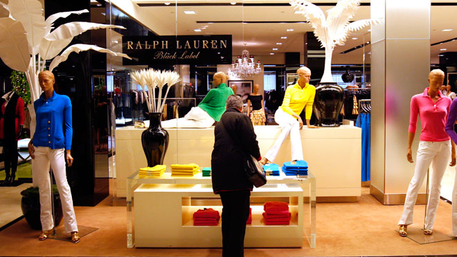 Shopper Ralph Lauren