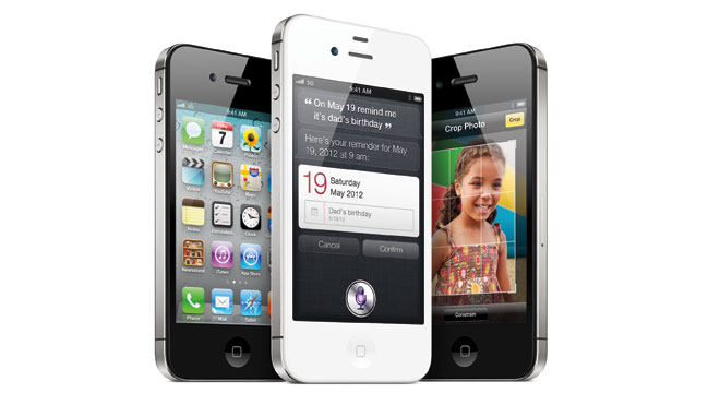 iPhone 4S Models FBN